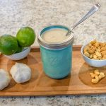 Vegan Cashew Garlic Aioli